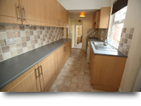 A private landlord offering premier student accommodation with double bedrooms and private outside spaces close to the University and town centre